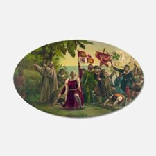 Christopher Columbus Wall Decal