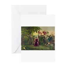 Christopher Columbus Greeting Cards