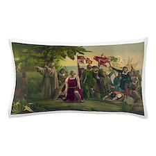 Christopher Columbus Pillow Case