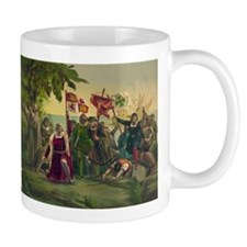 Christopher Columbus Mugs