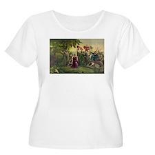 Christopher Columbus Plus Size T-Shirt