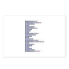 Equalizer music DJ Postcards (Package of 8)