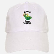 Retired Dance Teacher Baseball Baseball Cap