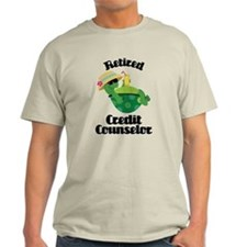 Retired Credit Counselor T-Shirt