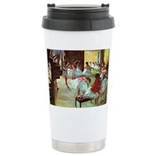 Ballet School, painting by Edga Travel Mug