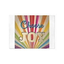 Choose Joy 5'x7'Area Rug