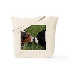 Bassett Love Tote Bag