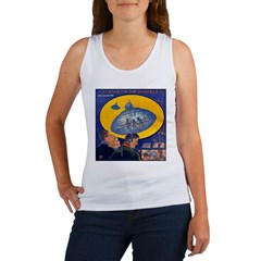 War...Invisible Women's Tank Top