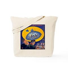 War...Invisible Tote Bag