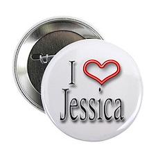 I Heart Jessica Button