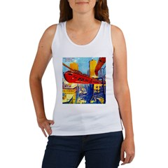 Chicago's New Monorail Women's Tank Top