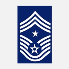 Command CMSgt Decal