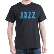 Jazz bass clarinet player T-Shirt