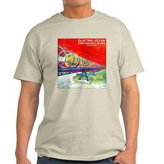 Electric Flyer Ash Grey T-Shirt