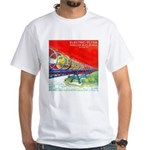 Electric Flyer White T-Shirt