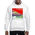 Electric Flyer Hooded Sweatshirt
