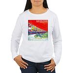 Electric Flyer Women's Long Sleeve T-Shirt