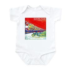 Electric Flyer  Infant Bodysuit