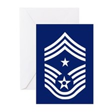 Command CMSgt Greeting Cards (6)