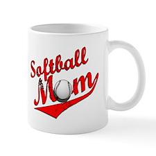 Softball Mom Small Mug