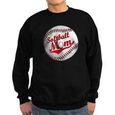 Softball Mom Sweatshirt