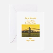 Custom Real Estate Agent Sells All Greeting Card