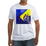 Electric Submarine Camera Fitted T-Shirt