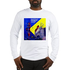 Electric Submarine Camera Long Sleeve T-Shirt
