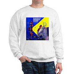 Electric Submarine Camera Sweatshirt