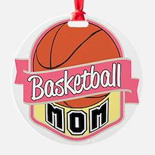 Basketball Mom Ornament