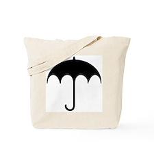 Umbrella Symbol Tote Bag