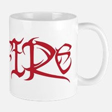 Unique Waterford logo red band Mug
