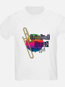 Trombone Rocks T-Shirt