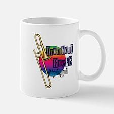 Trombone Rocks Mug