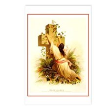 Funny Christian rock Postcards (Package of 8)