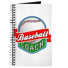 Baseball Coach Journal