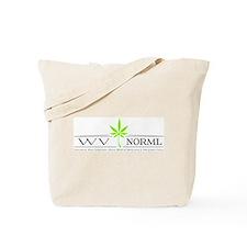 WVNORML Tote Bag
