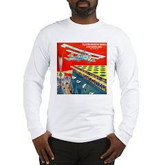 Electro-Magnetic Brakes Long Sleeve T-Shirt