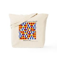 Six Bored Heralds Tote Bag