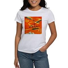 Wingless Airplane Women's T-Shirt