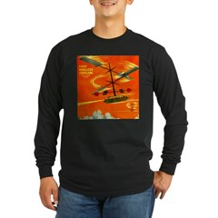 Wingless Airplane T