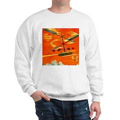 Wingless Airplane Sweatshirt
