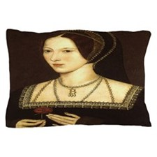 Anne Boleyn Pillow Case