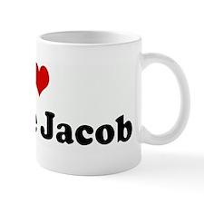 I Love    Unlce Jacob Mug