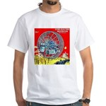 Gyro Electric Destroyer White T-Shirt