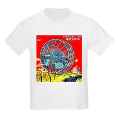Gyro Electric Destroyer Kids T-Shirt