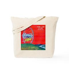 Gyro Land Flyer Tote Bag