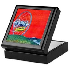 Gyro Land Flyer Keepsake Box