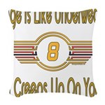BirthdayUnderwear8.png Woven Throw Pillow
