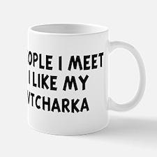 Russian Ovtcharka: people I m Mug